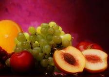 Het Fruit van de zomer Stock Afbeelding