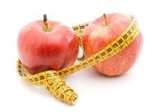 Het fruit van het dieet Stock Foto's