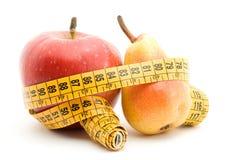 Het fruit van het dieet Royalty-vrije Stock Afbeeldingen