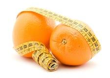 Het fruit van het dieet Royalty-vrije Stock Fotografie