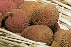 Het fruit van het litchi Royalty-vrije Stock Fotografie
