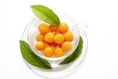 Het fruit van Physalis Royalty-vrije Stock Foto's