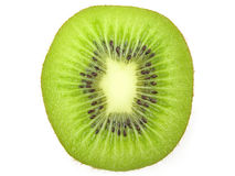 Het fruitplak van de kiwi Royalty-vrije Stock Foto's
