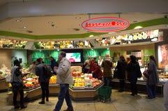 Het fruittribune van Dresden Royalty-vrije Stock Fotografie