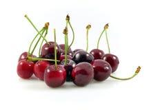 Het fruitvoedsel van de kers royalty-vrije stock afbeelding