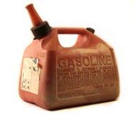 Het gas kan Royalty-vrije Stock Foto's