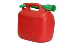 Het gas kan stock fotografie
