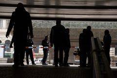Het gasexplosie van Praag in 29 April 2013 Stock Afbeelding