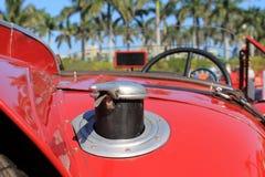 het gasglb van de jaren '20raceauto Stock Fotografie
