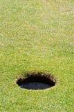 Het Gat van het golf Stock Foto
