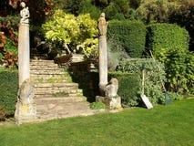 Het Gazon van de tuin Royalty-vrije Stock Afbeelding