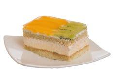 Het gebakje Stock Foto