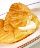 Het gebakje van Choux Stock Afbeelding