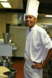 Het gebakje van de chef-kok Royalty-vrije Stock Fotografie