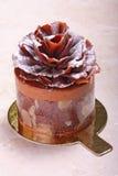 Het gebakje van de chocolade Royalty-vrije Stock Foto's
