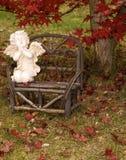 Het Gebed van de herfst stock afbeelding