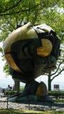 Het Gebied door Fritz Koenig in de Stad van New York van het Batterijpark Royalty-vrije Stock Afbeeldingen