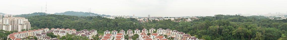 Het gebied van Bukit gombak Stock Fotografie