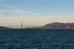 Het Gebied van de Baai van San Francisco Stock Afbeeldingen