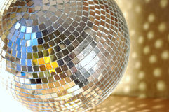 Het gebied van de disco Royalty-vrije Stock Afbeelding
