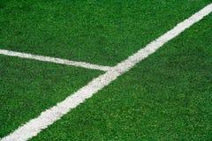 Het gebied van de voetbal Royalty-vrije Stock Fotografie