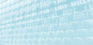 Het Gebied van gegevens Stock Afbeelding