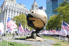 Het Gebied van het World Trade Center Royalty-vrije Stock Foto's