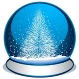 Het gebied van Kerstmis Vector Illustratie