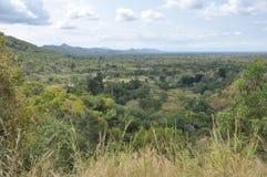Het gebied van Morogoro Royalty-vrije Stock Foto's