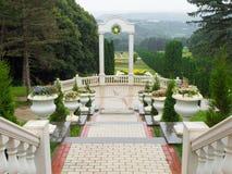 Het gebied voor de Vallei van de rozen Royalty-vrije Stock Fotografie
