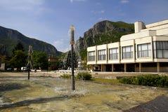 Het gebied in Vratsa royalty-vrije stock afbeelding