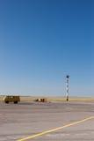 Het gebiedsfaciliteiten van de luchthaven Royalty-vrije Stock Afbeelding