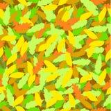 Het gebladerte van de herfst Royalty-vrije Stock Foto