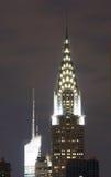 Het gebouw Chrysler Stock Foto