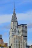 Het gebouw Chrysler Royalty-vrije Stock Fotografie
