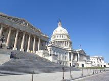 Het gebouw van het Capitool van Verenigde Staten royalty-vrije stock afbeelding