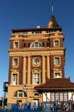 Het gebouw van de Veerboot, Auckland, Nieuw Zeeland Stock Fotografie