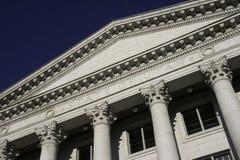 Het gebouw van het Capitool van de Staat van Utah Royalty-vrije Stock Foto's