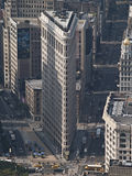 Het gebouw van het Strijkijzer Stock Foto's
