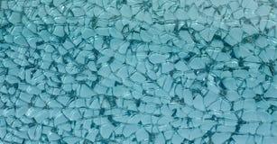 Het gebroken glas van het venster Royalty-vrije Stock Afbeelding