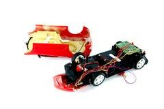 Het gebroken stuk speelgoed Royalty-vrije Stock Afbeelding