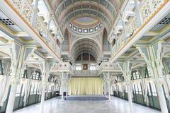 Het geconstrueerde Phyathaipaleis of het Koninklijke Thaise Paleis van Phya begon in 1909 in Rama V met opdracht, Bangkok 1 oct 2 stock foto
