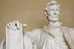 Het gedenkteken van Abraham Lincoln Royalty-vrije Stock Afbeelding