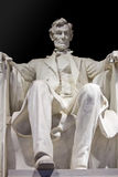 Het Gedenkteken van Abraham Lincoln Stock Foto