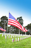 Het Gedenkteken van de begraafplaats Royalty-vrije Stock Afbeelding