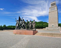 Het Gedenkteken van de Holocaust van Buchenwald Royalty-vrije Stock Foto's