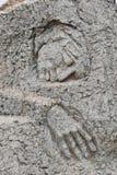 Het Gedenkteken van de Kalavrytaslachting, de Peloponnesus, Griekenland royalty-vrije stock afbeeldingen