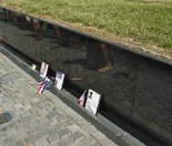 Het Gedenkteken van de Muur van Vietnam Royalty-vrije Stock Afbeelding