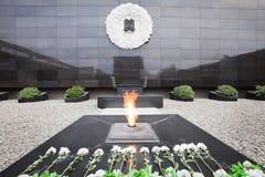 Het gedenkteken van de Nanjingsslachting Royalty-vrije Stock Afbeelding