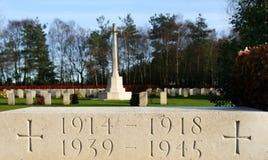 Het gedenkteken van de oorlog Royalty-vrije Stock Fotografie